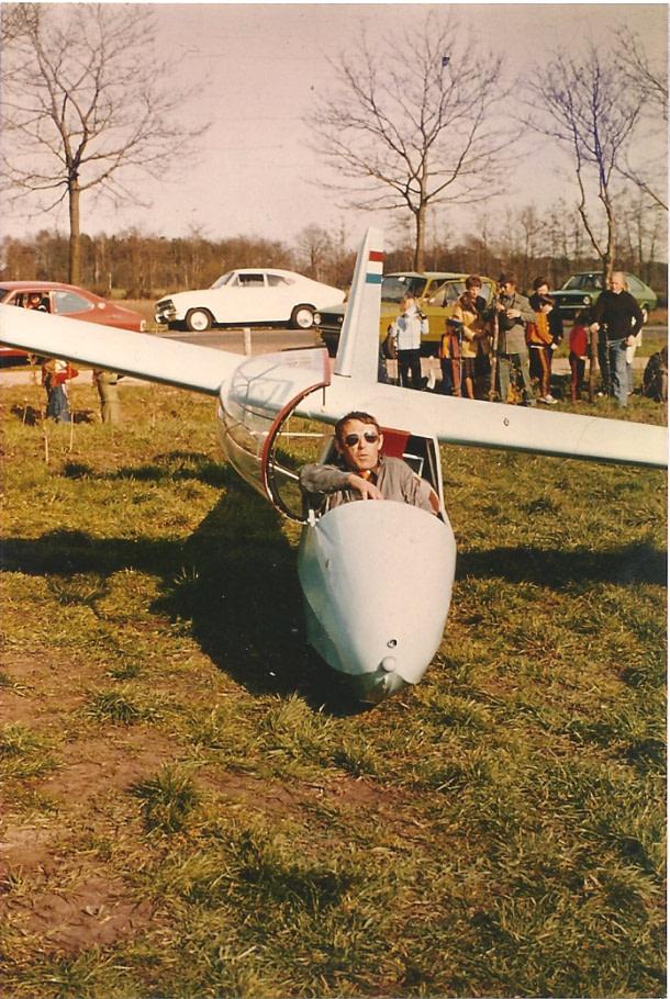 Historie zweefvliegen Aeroclub Nistelrode